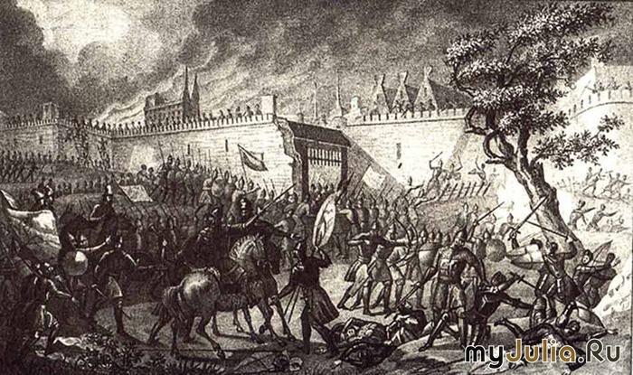 До xiv века на руси нигде, кроме пскова, не было храмов во имя святой троицы
