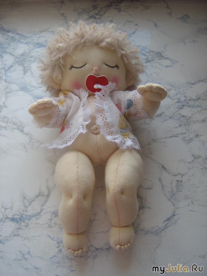 Шьем куклы пупсы