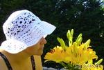 Прекрасной лилии цветок ....