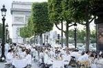 Le Dinner Blanc a Paris