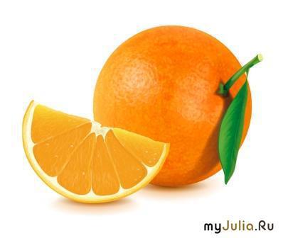 Апельсин, плод апельсинного дерева (Citrus Aurantium L.), родом...