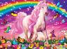 Лошадь и радуга