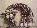 Жирафик - подушка на шею