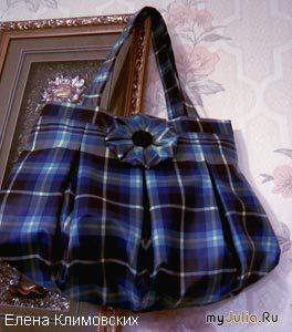 Как сшить сумку с зонтиками 33