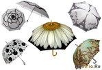 Сумки из старых зонтов