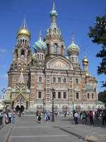 Соборы и церкви Санкт - Петербурга