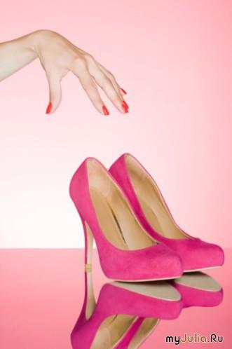 Красивые Туфли На Каблуке