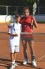 Мастер-класс Заури Абуладзе с Павлом Бебинином, Виктория Платонова, Теннис в Нижнем Новгороде,