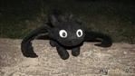 Черная фурия или просто Беззубик (выкройка и МК)