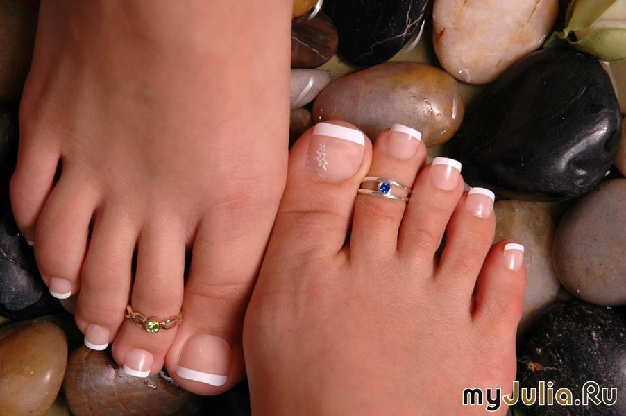 Фото женских ног пальчиков 2 фотография