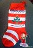 0145 Рождественский носок