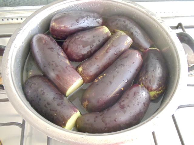 рецепт баклажанов под гнетом фото