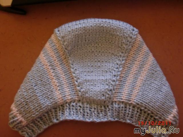 чепчикносочки и пинетки для новорожденного дневник группы вязание