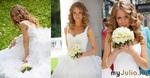 Свадебные образы от Сержа Климова