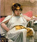 Клеопатра, – осколки легенды. Путешествие в пятницу.