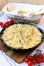 Картофель булочника. Potatoes a la boulangere