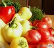 Фаршированный перец в овощном соусе