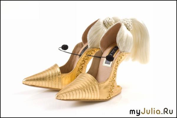 Фетиш туфелек