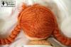 Как сделать волосы кукле? Вшито-вышитый метод вшивания волос