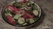 """Салатик """" все краски в одной тарелке"""""""