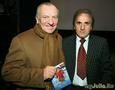 Легендарный Нижегородский телеведущий Георгий Молокин и знаменитый теннисист Заури Абуладзе