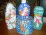 игрушки из папье-маше