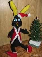 Новогодний кролик Беня