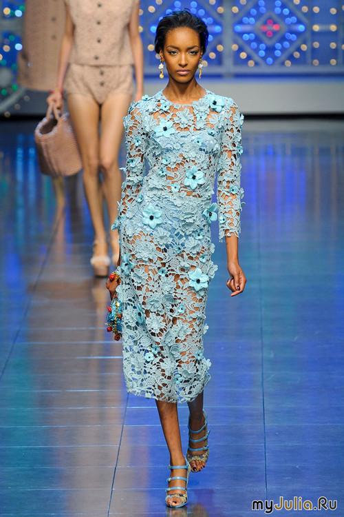 Dolce Gabbana Платье Купить
