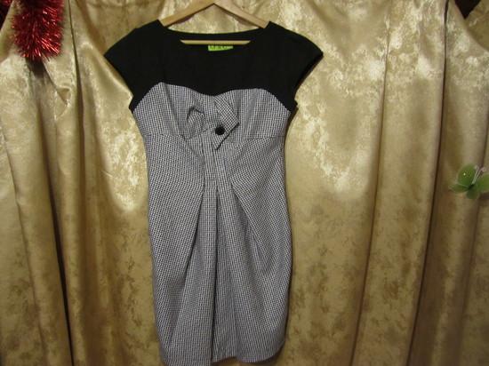 стильное платье разм.(М).ц.1.800т.р.