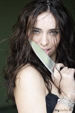 Женщина- нож (часть вторая)