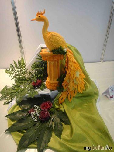 Моя работа на Кремлевском Международном Кулинарном Кубке... 27.09.2011