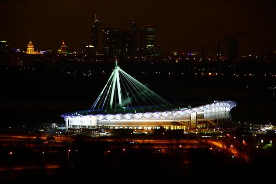 Спортивный комплекс Крылатское