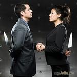 Что хочет сказать женщина, беря в руки нож? (вне конкурса)