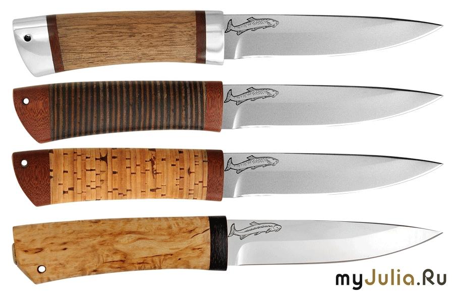 рабочие ножи для рыбалки