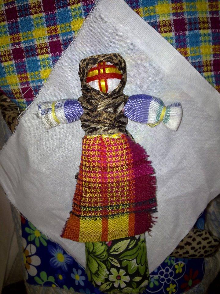 Кукла мотанка берегиня своими руками 95