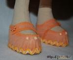простой способ: туфельки