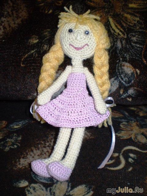Моя первая куколка