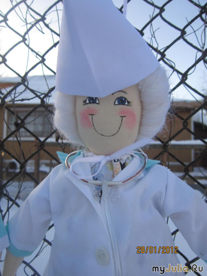 Куклы своими руками из колготок фото. Инструкция для 8