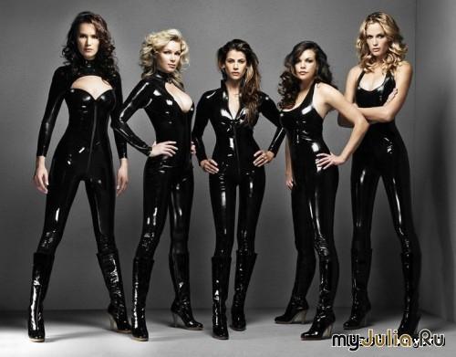 Женщины в коже бдсм фото фото 238-659