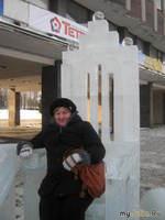 Гиперборея 2012 Ледяные скульптуры