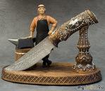 Нож, как произведение искусства