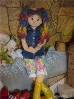Мои любимые куклы!