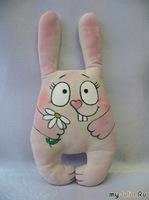 Смешные зайцы...