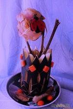 Африканская ваза. Мастер-класс