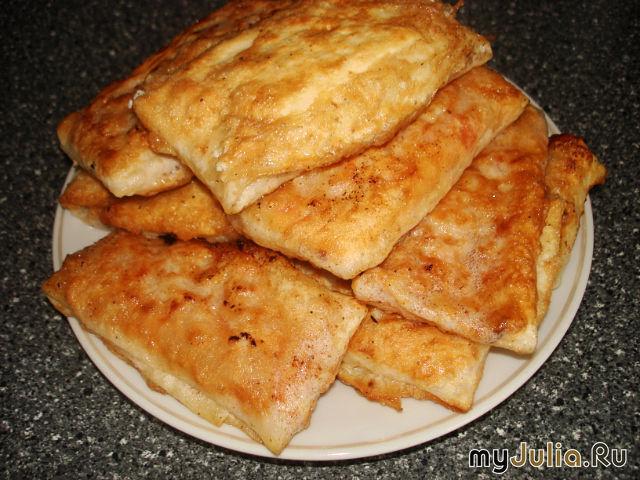 Завтрак из лаваша и сыра рецепт