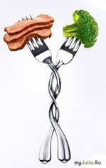 Логика организма: раздельное питание