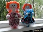 Куклы висюльки