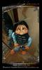 интерьерная скульптурно -  текстильная кукла
