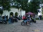 Мототусняк в Лисичанске