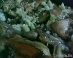 Вариации на тему курица с овощами